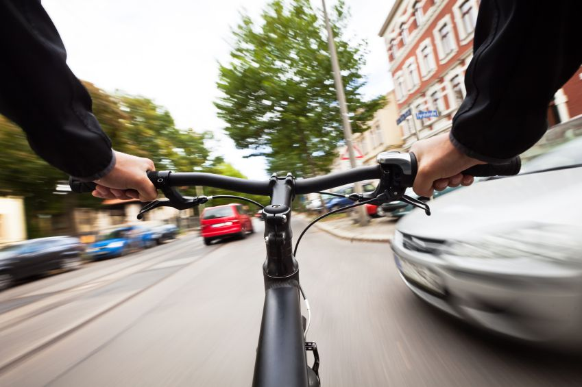 hit-and-run truck vs bicycle collision in Denver | hit-and-run truck vs bicycle collision in Denver