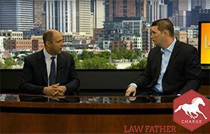 Denver Attorney Greg Gold of the Gold Law Firm on Law Father Legal News with Travis Luther