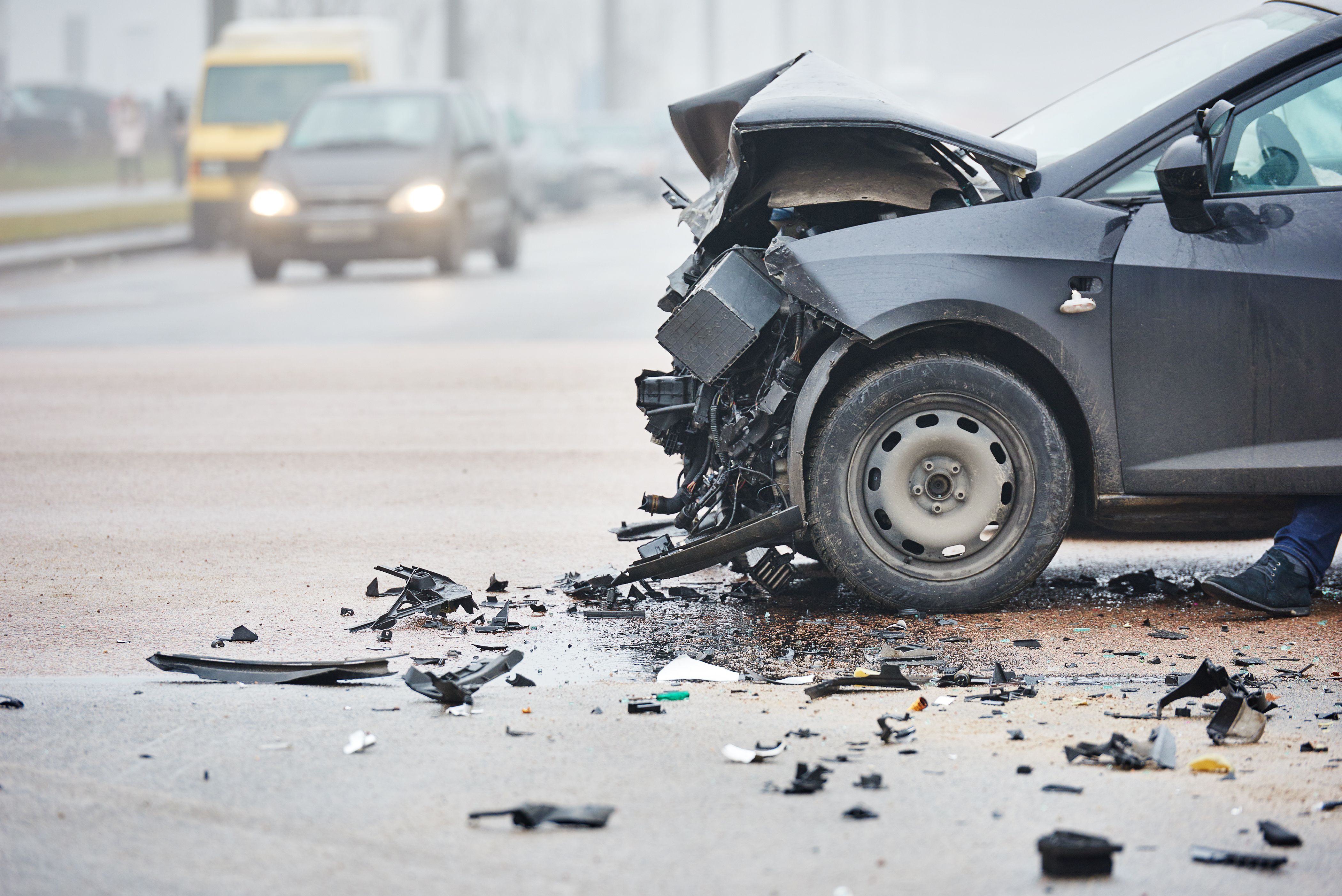Colorado Deaths From Motor Vehicle Accidents Increased
