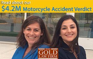 Denver Motorcycle Accident Attorneys at the Gold Law Firm
