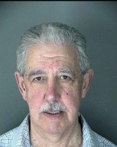 William Lloyd Karelis a 71-year-old Buddhist teacher who was arrested for sexual assault of a minor