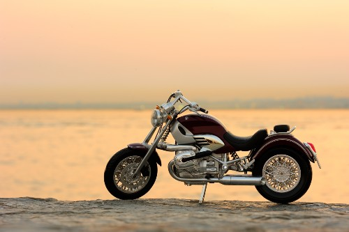motorcycle twilight by water | Fatal Motorcycle Accident on Thornton Parkway